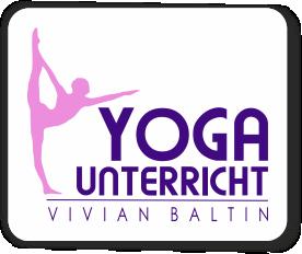 Yogaunterricht Vivian Baltin Logo